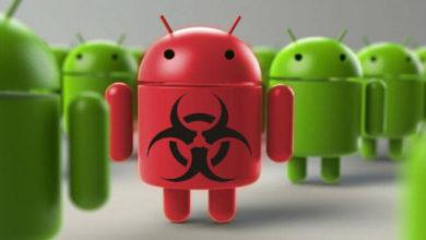 بعد 8 ملايين عملية تنزيل: 42 تطبيق أندريود مصاب بإعلانات التجسس