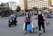 Photo of اليوم التاسع من الاحتجاجات في لبنان يشهد تصاعد العنف