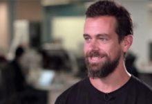 """صورة الرئيس التنفيذي لشركة تويتر يرفض مشروع Libra على فيسبوك باعتباره """"وسيلة للتحايل"""""""