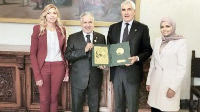 Photo of رئيس مركز الإغاثة السعودي يلتقي وزير الشؤون الأوروبية الإيطالي