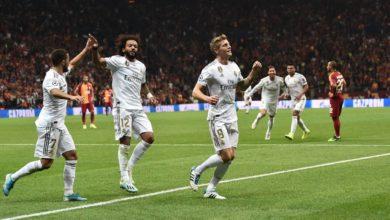 Photo of ريال مدريد يتغلب على غلطة سراي بفضل كروس وكورتوا