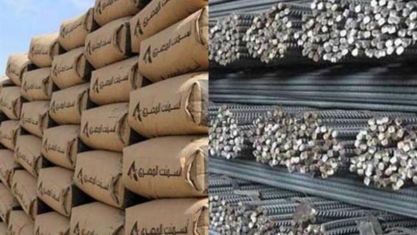اسعار الحديد والاسمنت اليوم في مصر 129-10-2019