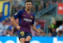 صورة برشلونة يسحق بلد الوليد 5-1 ليتصدر الدوري الإسباني