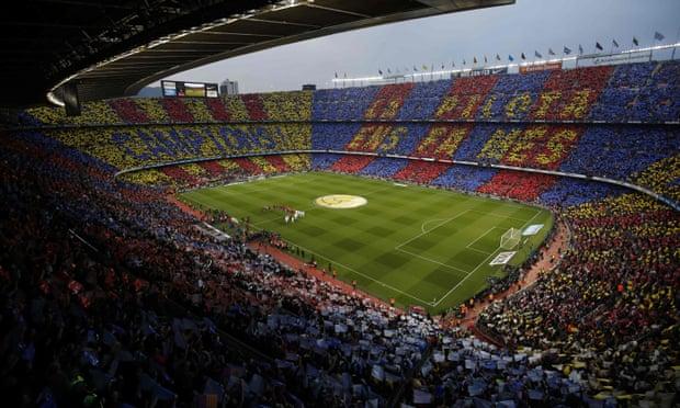 برشلونة وريال مدريد يحددان 18 ديسمبر للعب مباراة الكلاسيكو
