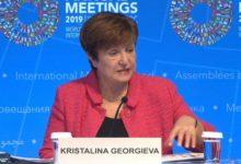 صورة قادة المالية العالمية يأملون في حدوث انتعاش متواضع في عام 2020