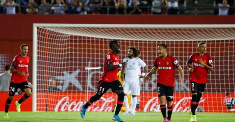 الدوري الاسباني: ريال مدريد يخسر أمام مايوركا في الدوري الإسباني ويترك الصدارة لبرشلونة