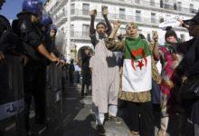 Photo of الجزائريون يحتجون على مشروع قانون لتعزيز الأموال الأجنبية في قطاع النفط