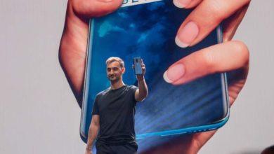 """صورة رسميًا """"ون بلس"""" تعلن عن هاتفها الجديد OnePlus 7T Pro"""