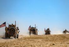 صورة البنتاجون: تعرضت القوات الأمريكية في سوريا لإطلاق نار من التوغل التركي