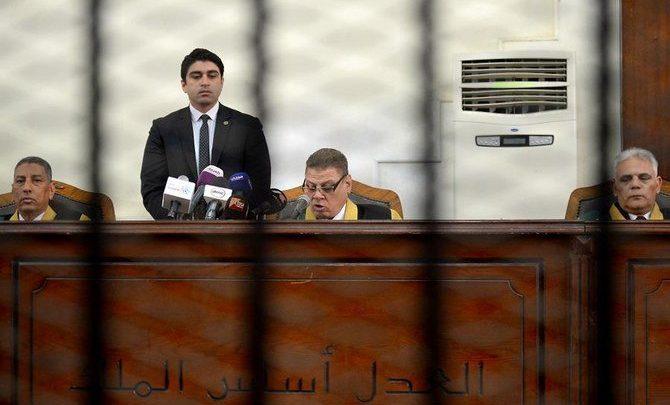 محكمة مصرية تصدر 6 أحكام بالإعدام بتهم تتعلق بالإرهاب