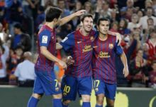 الكامب نو أصبح حصنًا لبرشلونة على مدار العقد الماضي