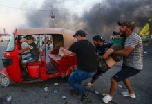 Photo of الامم المتحدة تدعو الى وقف العنف في العراق مع اقتراب عدد القتلى من 100