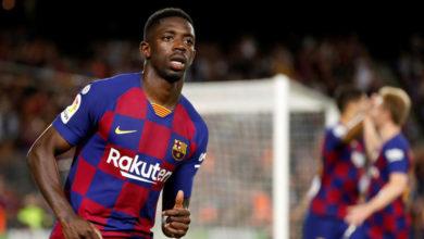 صورة ديمبلي: تعتبر مباراة برشلونة مع دورتموند هي الأهم حتى الآن هذا الموسم
