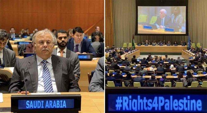المبعوث: ستظل المملكة العربية السعودية رائدة في دعمها للاجئين الفلسطينيين