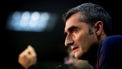 فالفيردي: يتعين على برشلونة الفوز واللعب بشكل جيد في كل مباراة