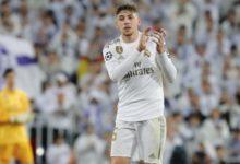 ريال مدريد يوقع تمديد عقد فيد فالفيردي حتى عام 2025