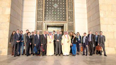 صورة الجبير يلتقي مبعوثي ألمانيا في دول مجلس التعاون الخليجي واليمن