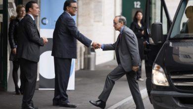 Photo of المحادثات الدستورية السورية عالقة في اليوم الأول من جولة جديدة