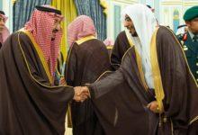 Photo of الملك سلمان يستقبل كبار الشخصيات بالرياض