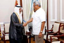 """المبعوث السعودي يتعهد بنقل العلاقات مع سريلانكا إلى """"آفاق جديدة"""""""