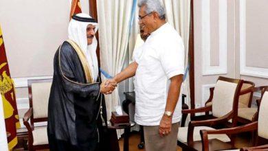 """Photo of المبعوث السعودي يتعهد بنقل العلاقات مع سريلانكا إلى """"آفاق جديدة"""""""