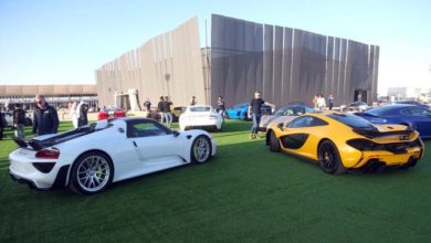 Photo of معرض الرياض للسيارات يجذب الآلاف من المتحمسين إلى الجنادرية
