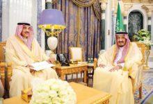 Photo of الملك سلمان يستقبل نائب رئيس الوزراء الكويتي