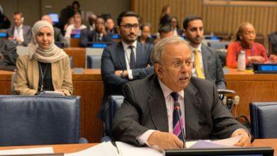 السفير عبد الله المعلمي يقول إن السعودية تدعم عمليات حفظ السلام