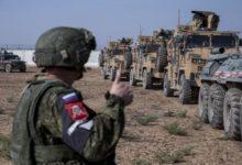 Photo of القوات التركية والروسية تقوم بدورية مشتركة ثالثة في سوريا