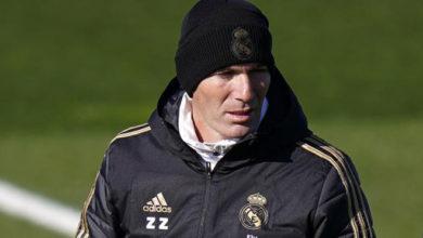 زيدان: قلت ما قاله مبابي نفسه، أن حلمه هو اللعب مع ريال مدريد