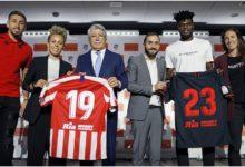 صورة أتليتيكو مدريد يتوصل إلى اتفاق رعاية مع ريا لتحويل الأموال
