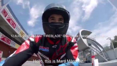 مارك ماركيز: لا أشعر بالانزعاج لركوب دراجتي النارية في الشوارع