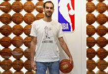صورة خوسيه كالديرون يعلن اعتزاله كرة السلة