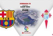 صورة برشلونة ليس لديه خيار سوى الفوز فقط على سيلتا فيغو