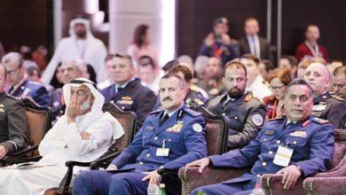 قائد سلاح الجو السعودي يقود وفد المملكة إلى دبي
