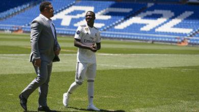 رونالدو: فينيسيوس أنقذ ريال مدريد