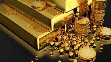 Photo of سعر الذهب اليوم في مصر الاثنين 4 نوفمبر 2019.. عيار 18 يسجل 586.49 جنيها