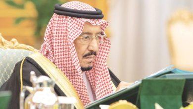 مجلس الوزراء السعودي يدين الغارات الجوية الإسرائيلية على قطاع غزة