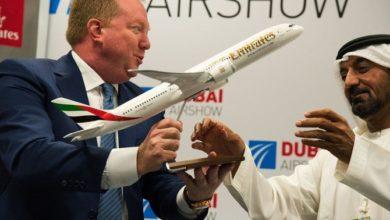 صورة طيران الإمارات تفوز بقائمة تسوق بوينج وسط تأخيرات 777X
