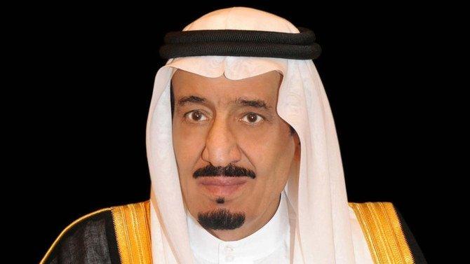 الملك سلمان يحضر حفل وضع حجر الأساس لمشروع بوابة الدرعية