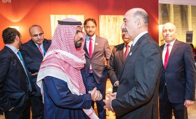 المملكة العربية السعودية تطلق معرضها في اليونسكو في باريس