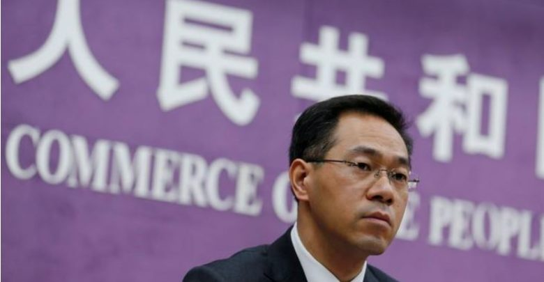"""الصين تقول إنها ستسعى جاهدة للتوصل إلى اتفاق """"المرحلة الأولى"""" مع الولايات المتحدة"""