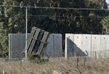 إسرائيل تعترض على إطلاق الصواريخ من سوريا