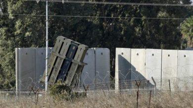 صورة إسرائيل تعترض على إطلاق الصواريخ من سوريا