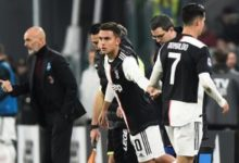 نهاية مشكلة كريستيانو رونالدو مع مدرب يوفنتوس بالاعتذار