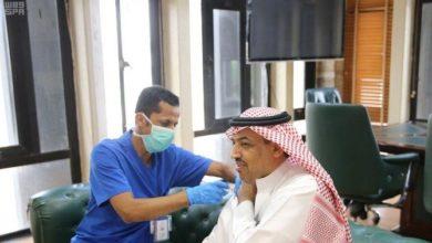 الآلاف من طلاب مدارس الرياض يتلقون تطعيم الانفلونزا