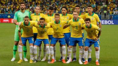 صورة رودريغو يمكن أن يبدأ اللعب مع منتخب البرازيل ضد الأرجنتين