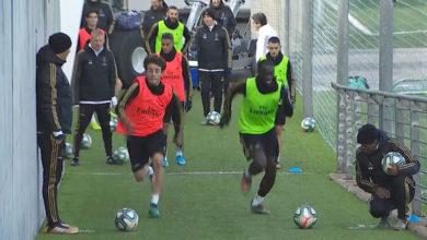 صورة مدرب اللياقة البدنية في ريال مدريد، جريجوري دوبونت يستخدم أسلوب تدريب كارلو أنشيلوتي
