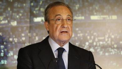 فلورنتينو بيريز: ريال مدريد في عملية تحول