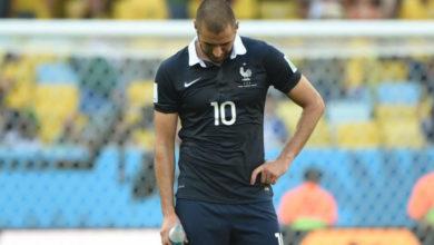 صورة رئيس الاتحاد الفرنسي لكرة القدم: انتهت مغامرة بنزيمة مع فرنسا